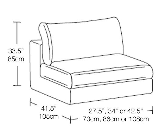 Tango-sofa